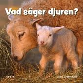 Vad säger djuren?