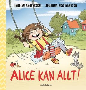Alice kan allt! (e-bok) av Ingelin Angerborn