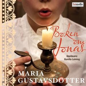 Boken om Jonas (ljudbok) av Maria Gustavsdotter