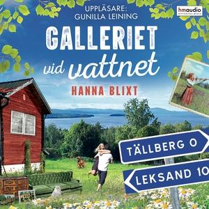 Galleriet vid vattnet (ljudbok) av Hanna Blixt
