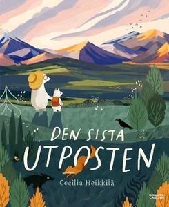 Den sista utposten (e-bok) av Cecilia Heikkilä
