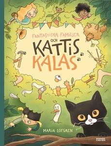Fantastiska familjer och Kattis kalas (e-bok) a