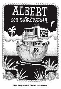 Albert och sjörövarna (e-bok) av Dan Berglund