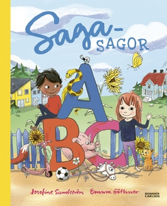 Sagasagor ABC (e-bok) av Josefine Sundström