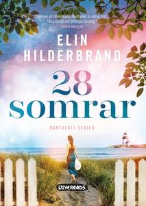 28 somrar (e-bok) av Elin Hilderbrand