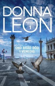 Ond bråd död i Venedig (e-bok) av Donna Leon
