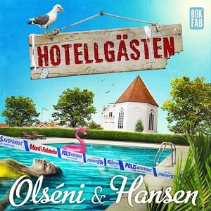 Hotellgästen (ljudbok) av Micke Hansen, Christi