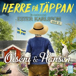 Herre på Täppan (ljudbok) av Micke Hansen, Chri