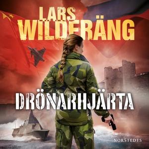 Drönarhjärta (ljudbok) av Lars Wilderäng