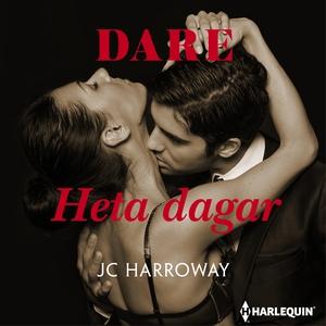 Heta dagar (ljudbok) av JC Harroway