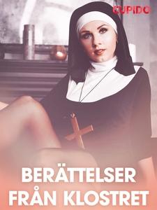 Berättelser från klostret - erotiska noveller (