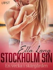 Stockholm Sin: En vecka i skärgården (e-bok) av