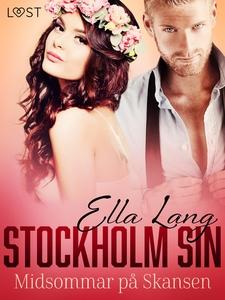 Stockholm Sin: Midsommar på Skansen (e-bok) av