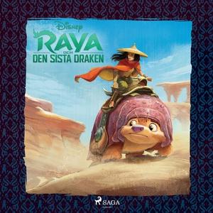 Raya och den sista draken (ljudbok) av Disney