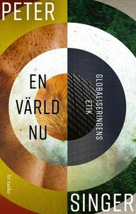 En värld nu : Globaliseringens etik (e-bok) av