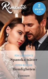 Spanska nätter/Hemligheten (e-bok) av Kim Lawre