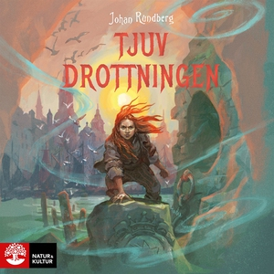 Tjuvdrottningen (ljudbok) av Johan Rundberg