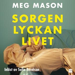 Sorgen lyckan livet (ljudbok) av Meg Mason