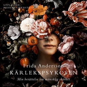 Kärlekspsykosen (ljudbok) av Frida Andersson