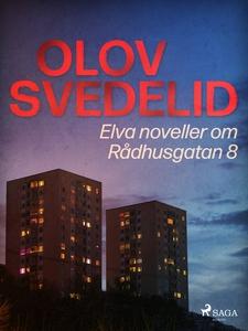 Elva noveller om Rådhusgatan 8 (e-bok) av Olov