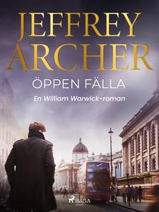 Öppen fälla (e-bok) av Jeffrey Archer