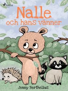 Nalle och hans vänner (e-bok) av Jenny Bertheli