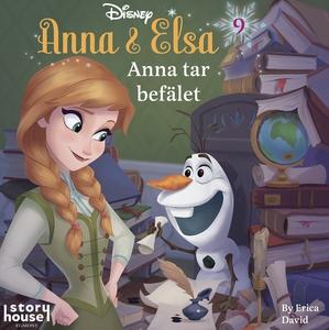 Anna & Elsa #9 Anna tar befälet (ljudbok) av Er