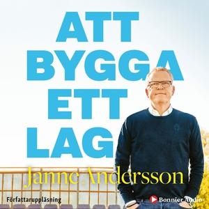 Att bygga ett lag (ljudbok) av Henrik Johnsson,
