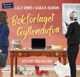 Bokförlaget Gyllendufva (ljudbok) av Sara H. Ol