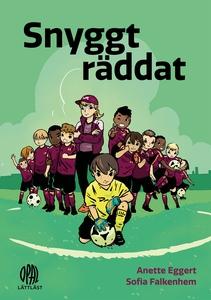 Snyggt räddat (e-bok) av Anette Eggert