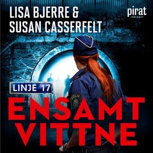 Ensamt vittne (ljudbok) av Susan Casserfelt, Li