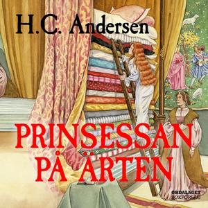 Prinsessan på ärten (ljudbok) av HC Andersen, H
