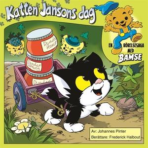 Katten Jansons dag (ljudbok) av Johannes Pinter