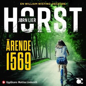 Ärende 1569 (ljudbok) av Jørn Lier Horst