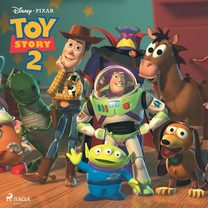 Toy Story 2 (ljudbok) av Disney