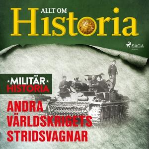 Andra världskrigets stridsvagnar (ljudbok) av A