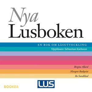 Nya LUS-boken (ljudbok) av Birgita Allard, Bo S