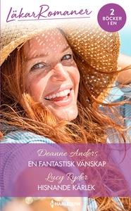 En fantastisk vänskap/Hisnande kärlek (e-bok) a