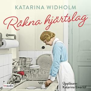 Räkna hjärtslag (ljudbok) av Katarina Widholm