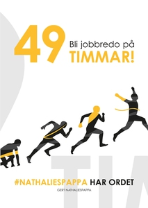 Bli jobbredo på 49 timmar! (e-bok) av Gert Nath