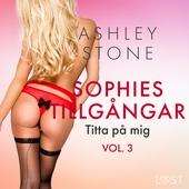 Sophies tillgångar vol. 3: Titta på mig - erotisk novell