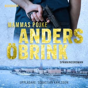 Mammas pojke (ljudbok) av Anders Öbrink