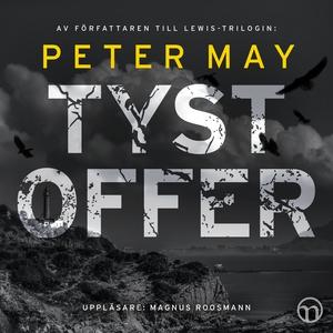 Tyst offer (ljudbok) av Peter May