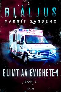 Blåljus 6 - Glimt av evigheten (e-bok) av Margi
