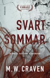 Svart sommar (e-bok) av M. W. Craven