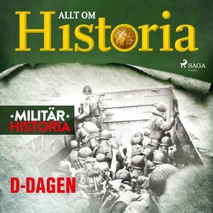 D-dagen (ljudbok) av Allt om Historia