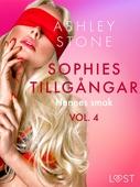 Sophies tillgångar vol. 4:  Hennes smak - erotisk novell
