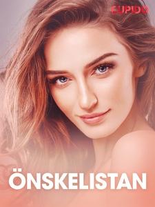 Önskelistan - erotiska noveller (e-bok) av Cupi