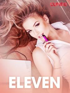 Eleven – erotisk novell (e-bok) av Cupido