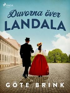 Duvorna över Landala (e-bok) av Göte Brink